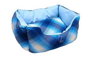"""AnimАll лежак для собак """"Natural"""" (100% бавовна) №2 двосторонній 52 × 35*25 см"""