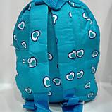 Рюкзак детский мягкий с игрушкой, фото 6