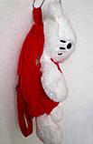 """Рюкзак - игрушка детский мягкий """"Hello Kitty"""", фото 4"""