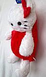 """Рюкзак - игрушка детский мягкий """"Hello Kitty"""", фото 5"""