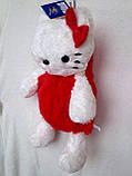 """Рюкзак - игрушка детский мягкий """"Hello Kitty"""", фото 6"""