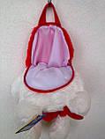 """Рюкзак - игрушка детский мягкий """"Hello Kitty"""", фото 8"""