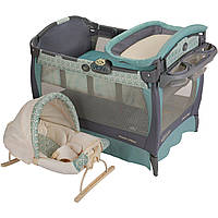 манеж-кровать Graco с переносной люлькой