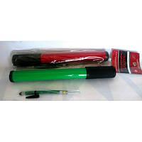 Насос MS 0117,12 дюймов с эластичной трубкой,ручной, 4 цвета