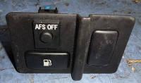 Блок кнопок открывания лючка бензобака AFSLexusRX 400h 3.3 V6 24V2003-20095544648020