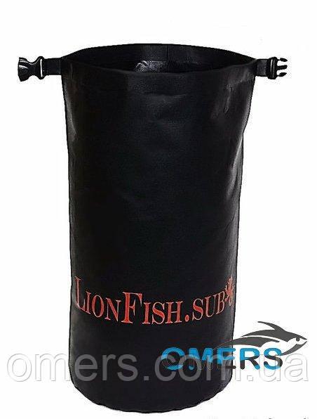 Гермомешок Баул LionFish 70л з 1 ручкою