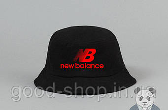 Панамка New Balance черная