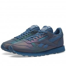 Оригинальные кроссовки Reebok Classic Leather PRS Brave Blue   White -  Sport-Sneakers - Оригинальные 1d006fe9364