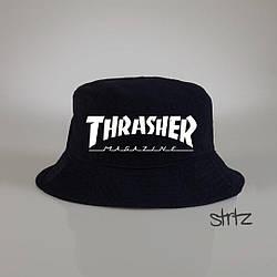 Панамка Thrasher черная