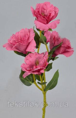 Еустома середньо рожева 57 см штучні Квіти