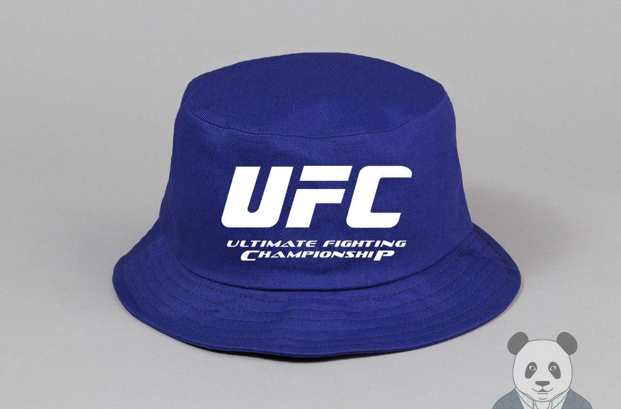 Панамка UFC синяя (люкс копия)