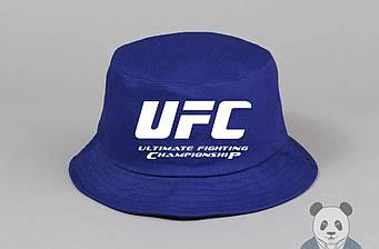Панамка UFC синяя