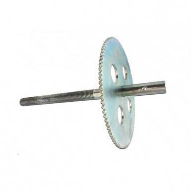Вал-шестерня вентилятора доочистки для комбайна Case 2388, фото 2