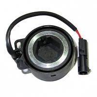 Датчик оборотов сетки вентилятора и отбойного битера для комбайна Case 2166, 2388