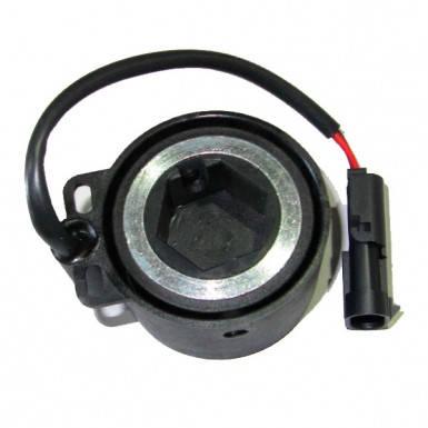 Датчик оборотов сетки вентилятора и отбойного битера для комбайна Case 2166, 2388, фото 2
