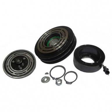 Муфта компрессора кондиционера для комбайна Case 2388, фото 2