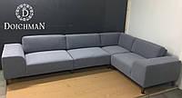Угловой диван в гостиную комнату
