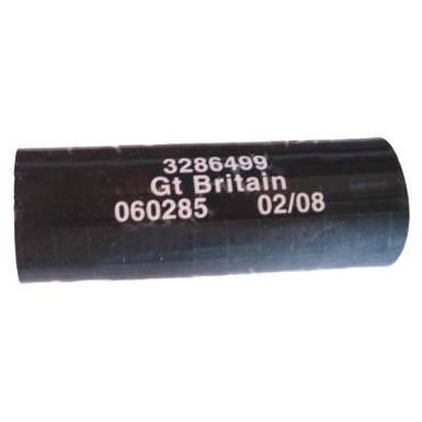 Патрубок турбокомпрессора для комбайна New Holland T8040, T8050 и Case Magnum 310, фото 2