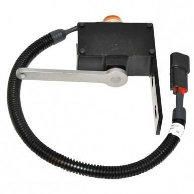 Потенциометр наклонной камеры для комбайна Case 2388, фото 2