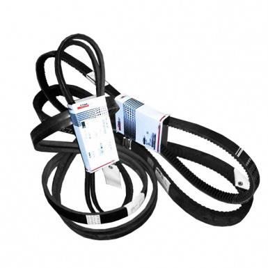 Ремень 2080-8PK привода помпы для комбайна Case MX255, фото 2