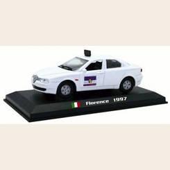 Модель Таксі Світу (Amercom) №12. Alfa Romeo 156
