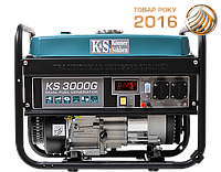 Газобензиновый генератор KS 3000 G Германия