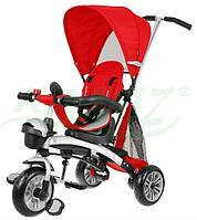 Детский велосипед Sport Trike Explorer AIR надувные колеса Красный