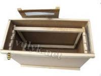 Ящик для перевозки пчел на 5 рамок, дадан