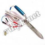 Пасечный нож электрический (нержавейка) для распечатки сот - электронож 12В.