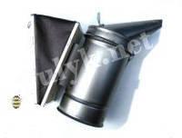 Дымарь (черная сталь, окрашена / кожзам)