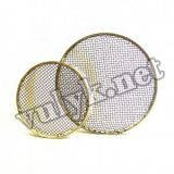 Колпачок для матки круглый 120 мм (нержавейка)