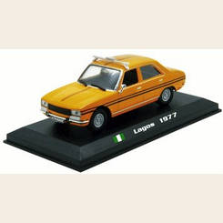 Модель Таксі Світу (Amercom) №14. Peugeot 504