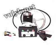 Привод медогонки электрический, напряжение 12 В (90 Вт)