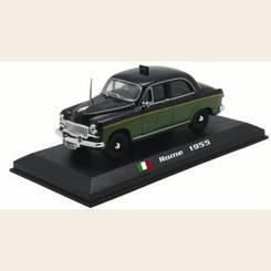 Модель Таксі Світу (Amercom) №15. Fiat 1400