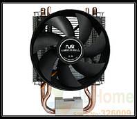 CPU вентилятор; 2 медных трубки; LGA1151 1150 1156 1155 ADM  939 AM2 AM3+ FM2 FM1