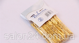 Шпильки галиваническое покрытие 65 мм 100шт. золото