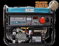 Бензиновый генератор KS 10000E-3