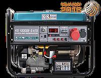Бензиновый генератор KS 10000E ATS-3