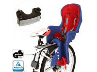 Детское вело-кресло с усиленным кронштейном