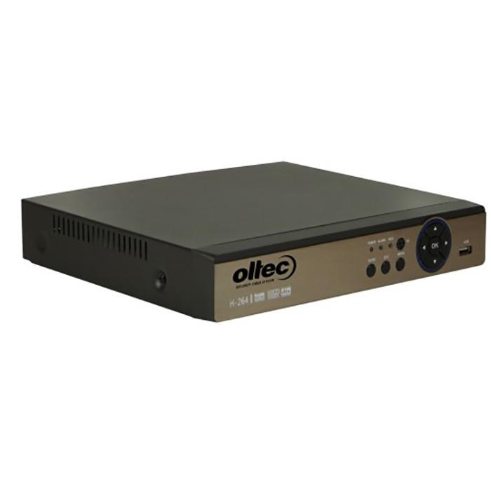 Видеорегистратор 4-x канальный Oltec AHD-DVR-443