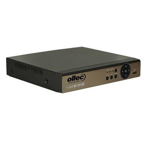 Видеорегистратор 4-x канальный Oltec AHD-DVR-443, фото 2