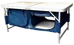 """Стол складной 120 см. с тумбой  TA-519 """"Скаут"""""""