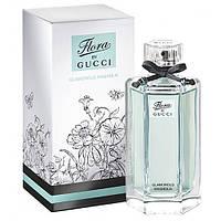 Женская парфюмерия Gucci Flora By Gucci Glamorous Magnolia (Флора Бай Гуччи Глэмурос Магнолиа) EDT 100 ml