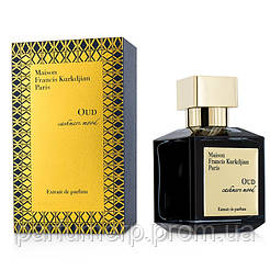 Francis Kurkdjian Paris Oud Cashmere Mood Extrait De Parfum  70ml  Парфюмированная вода