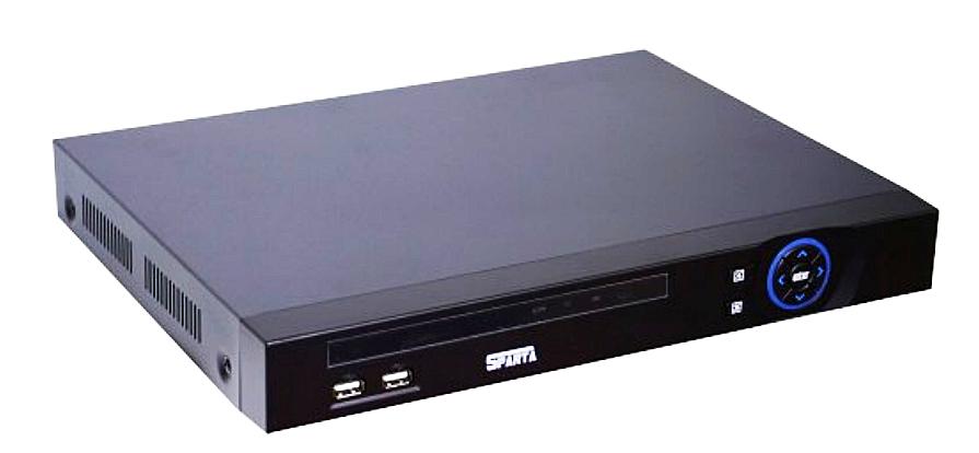 Видеорегистратор 4-x канальный CnM Secure B4CH4A-QHD