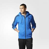 Мужской джемпер Adidas Sport Essentials 3-Stripes Fleece(Артикул:AY5474)