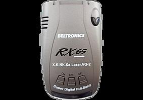 Антирадар Beltronics RX65