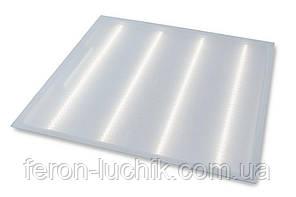 Светодиодная LED панель 600*600 (под армстронг) LUMEN 36W (4LED*9W) универсальный