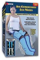 Обертывающий компрессионный массажер для ног Air Compression Leg Wraps