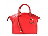 Объемная сумка Michael Kors Riley Large Pebbled для деловой женщины. Отличное качество. Доступно.  Код: КГ1025